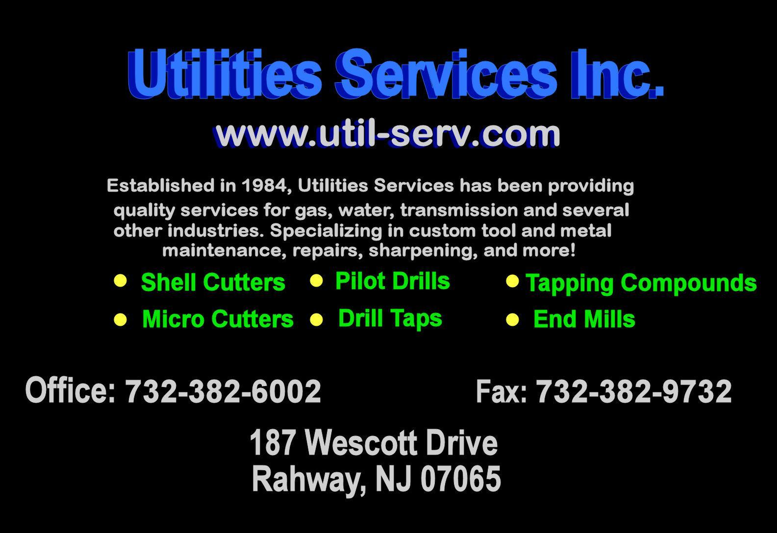 Utilities Services Inc.
